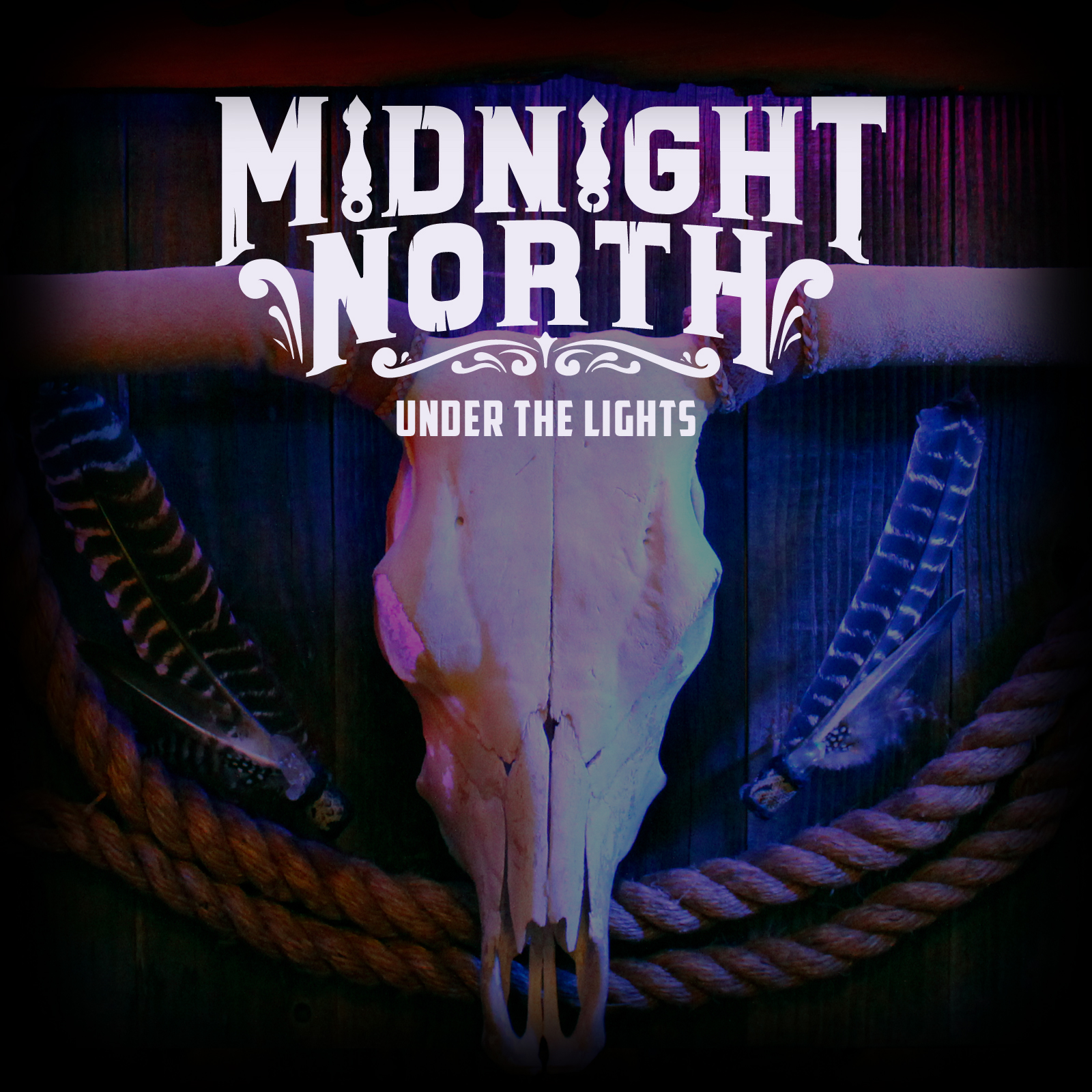 Midnight North - New Album Under the Lights out now